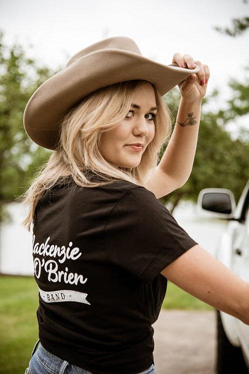 Mackenzie O'Brien Band T-Shirt