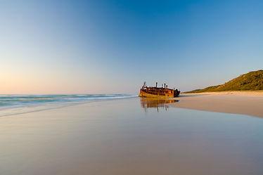 SS Maheno shipwreck