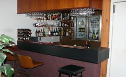 Sandcastle Motel Bar