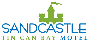Sandcastle Motel Tin Can Bay logo
