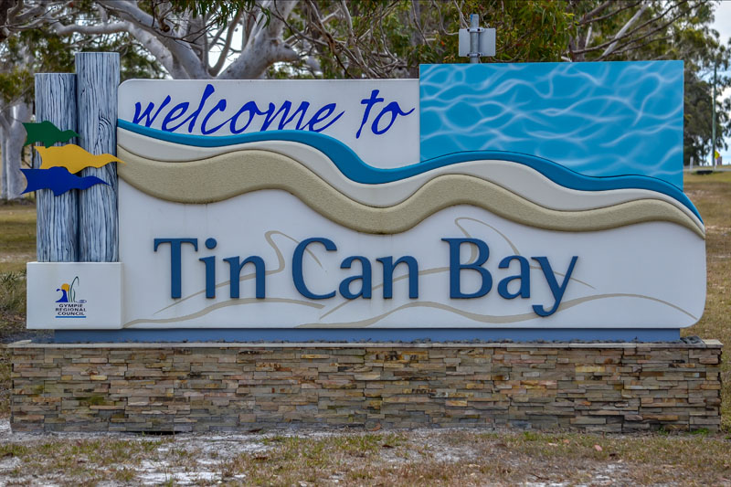 Welcome to Tin Can Bay