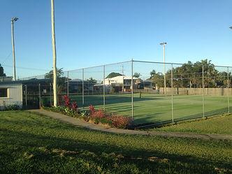 Tin Can Bay tennis Club
