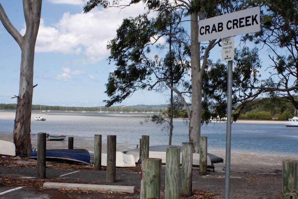 Tin Can Bay Crab Creek