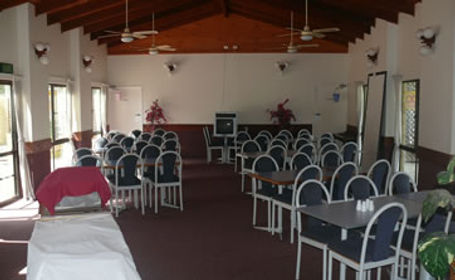 Sandcastle Motel Tin Can Bay -Function Room