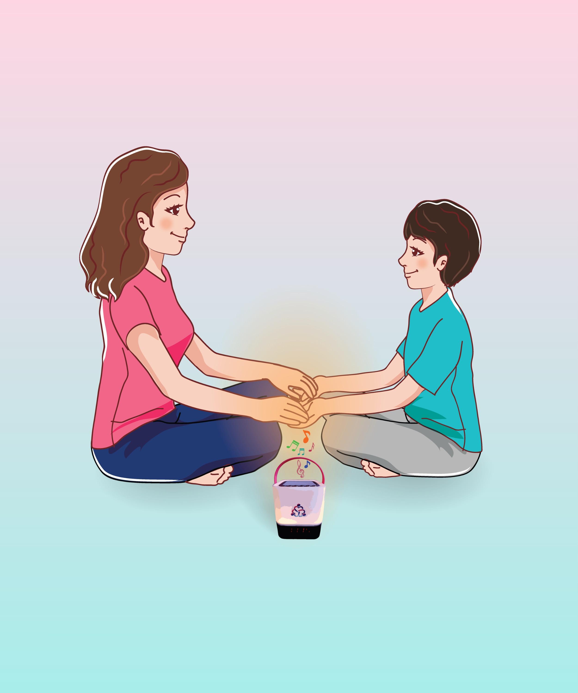Parent-Kid Mindfulness