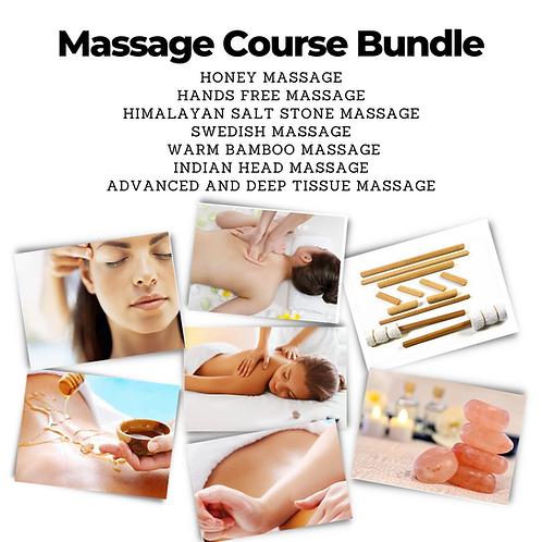 Massage Course Bundle