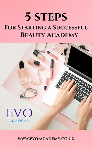 5 steps for starting a successful beauty