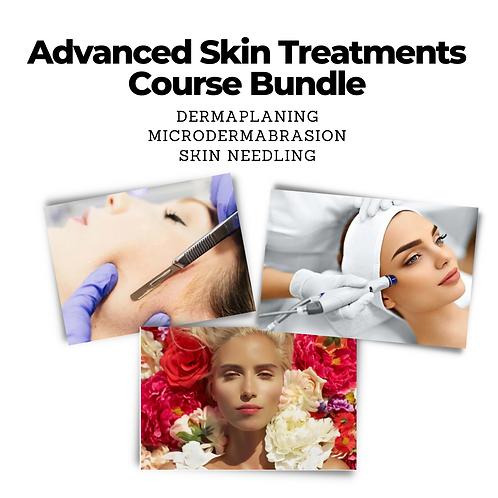 Advanced Skin Treatments Course Bundle