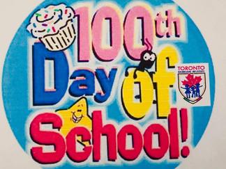Festejo de los 100 días