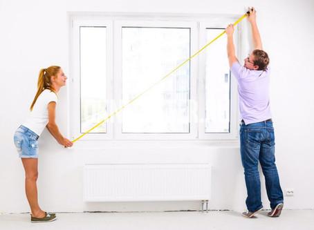 Как правильно замерить окно: принципы и инструкция.