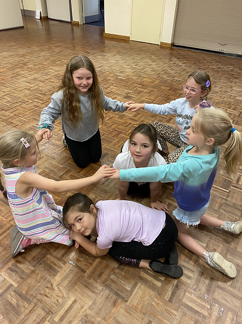 Wednesday Group Drama in Sutherland: $20 per session