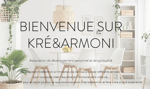 Venez découvrir Kré&Armoni | Association de développement personnel |