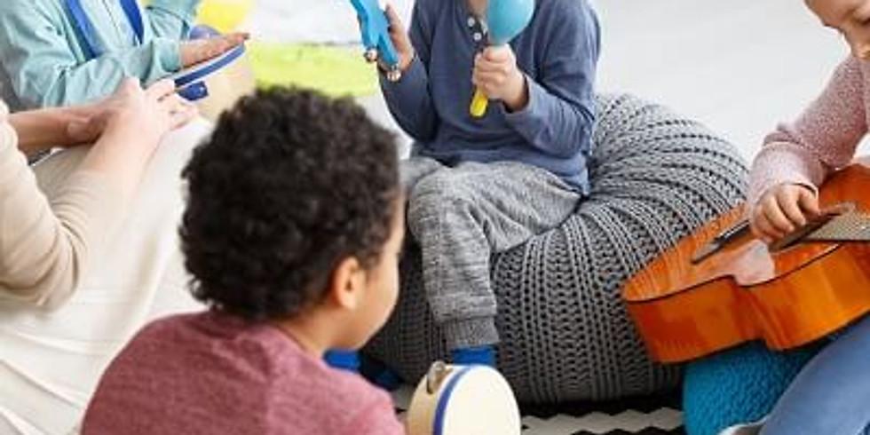 Atelier Music'o Chant (pour les enfants)