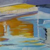 Harbor Abstract Mini