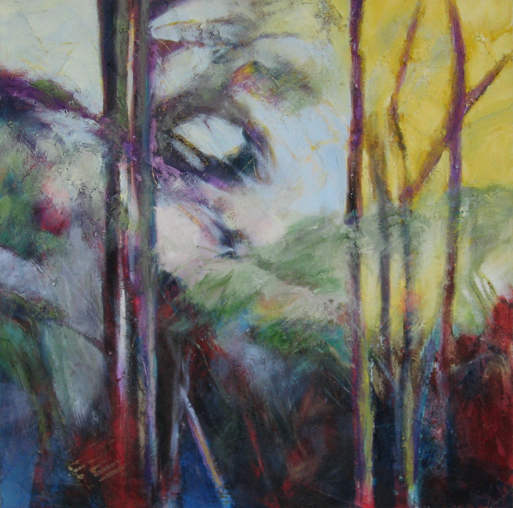 Stanley Park landscape painting