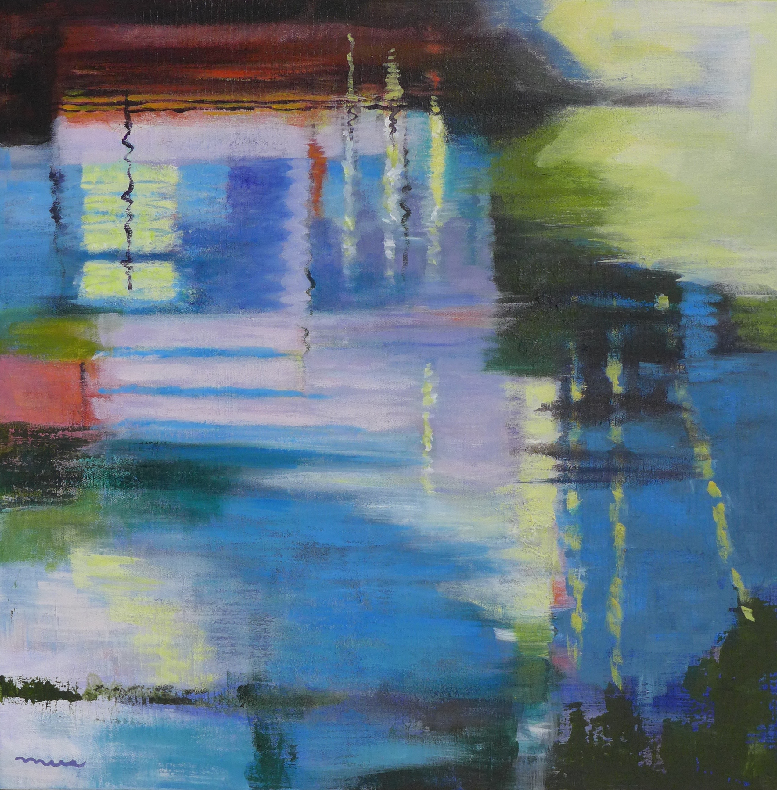 Marina Reflections #1 Mira Kamada