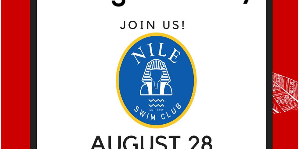 #GivingBlack Open House Chat & Swim