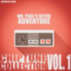 Chipune Collction Vol. 01, Mr. Pixel's Retro Adventure