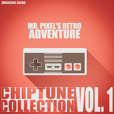 Chipune Collction Vol. 01, Mr. Pixel's Retro Adventure
