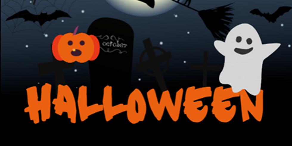 Halloween Stall