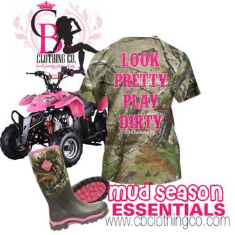 Mud Season Essentials