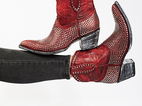 Top 5 Red Cowboy Boots