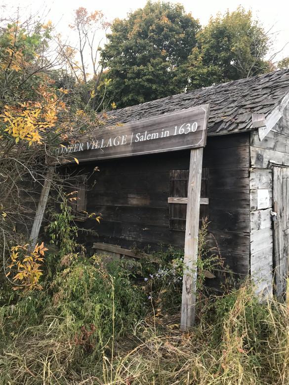 TRAVEL - Pioneer Village and The Dark Arts