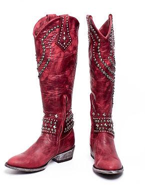 d21f31a197d Top 5 Red Cowboy Boots