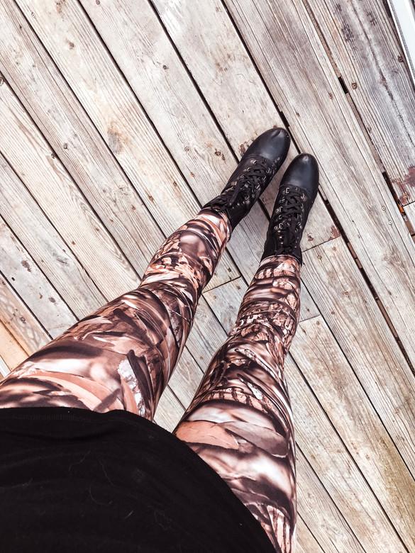 The Softest Camo Leggings EVER!