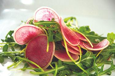 Radish Salad © Guri Bigham