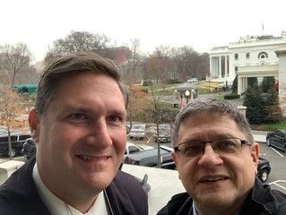 My Visits to the White House