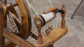 Spinning Yarn.JPG