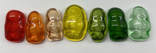 Glass Jelly Babies