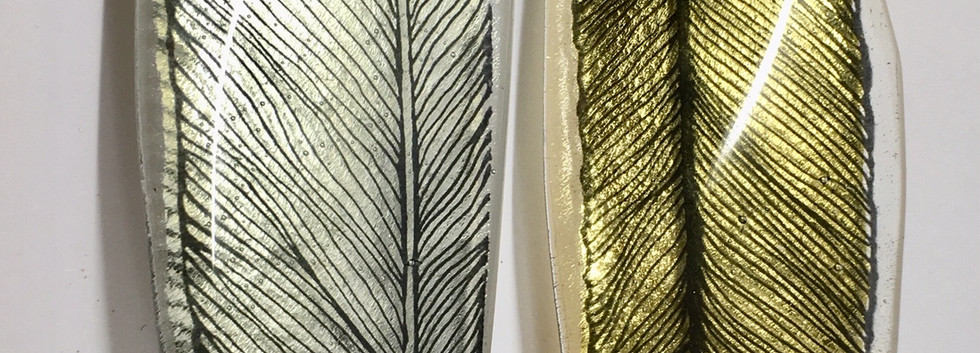 3_Pippa_Stacey_Gilded_Hanging_Feathers_2