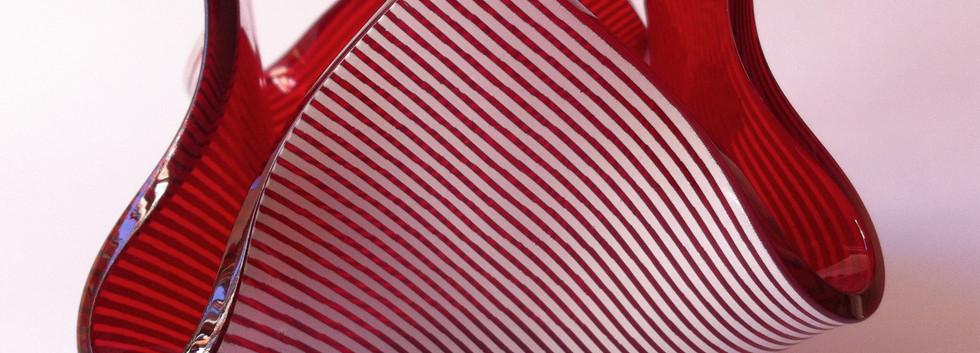7 Pippa Stacey Nightlight Red Stripe £14