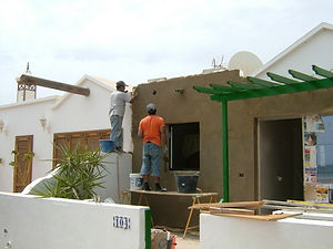 builders Lanzarote. Refurbishments