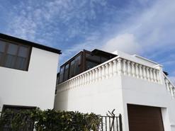Terrace conservatory