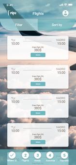 Flight Page