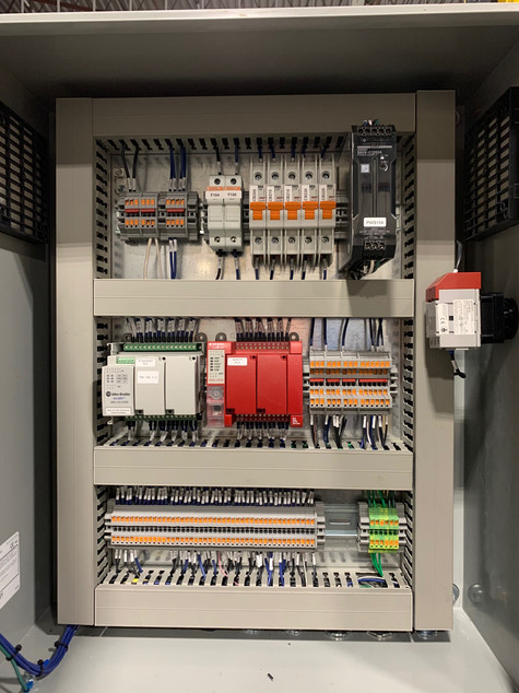 Safety Scanner Panel