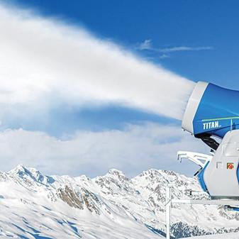 Снегогенератор Titan 4.0