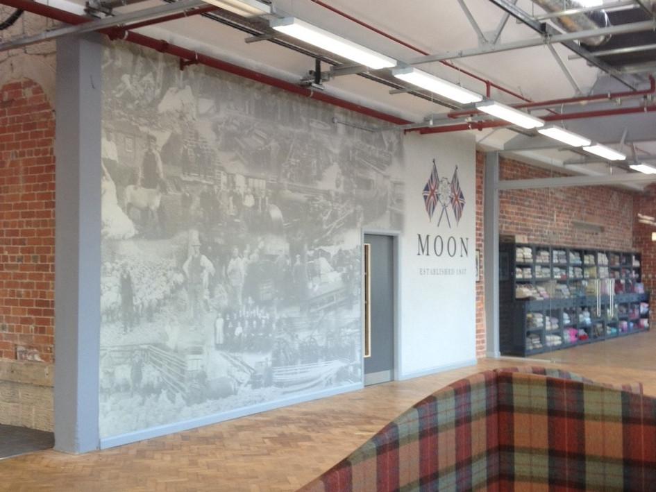 Abraham Moon & Sons Ltd, Guiseley
