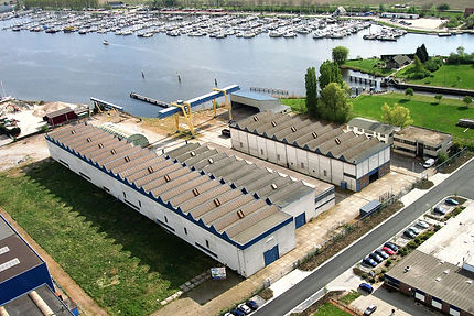 PLM Specials Main Office in Europe, The Netherlands, Production, Facility