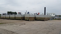 PLM custom built modularl barges