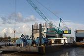 PLM custom built monohull barges