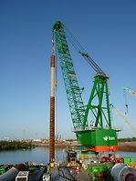PLM hoist cranes for heavy lift