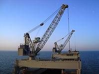 plm marine offshore cranes