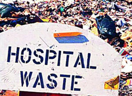 Biomedical Waste Management in Indian Hospitals