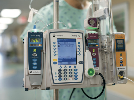 All you need to know about Infusion Pumps