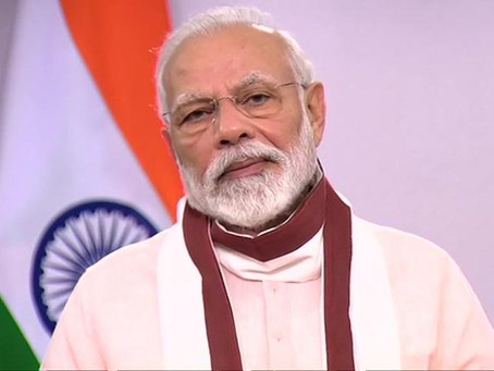PM Narendra Modi Speech (Highlights): Coronavirus in India, Vocal about the local, Lockdown 4.0...