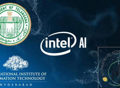 Telangana gets Intel Backed Heath Focus Applied AI Research Centre